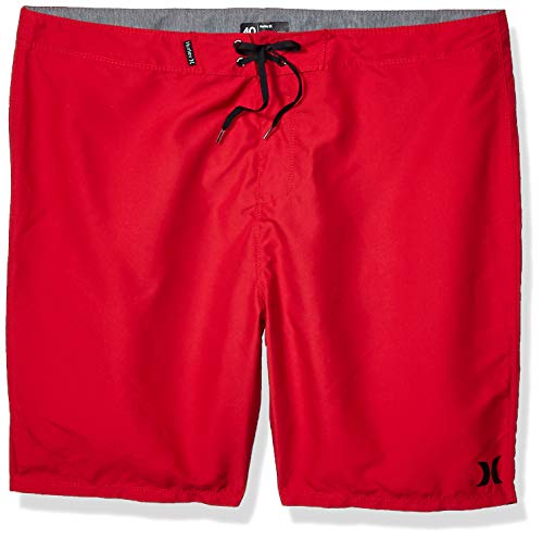 Hurley One&Only 2.0 21 Bañador, Hombre, Rojo Gym Red, L/34