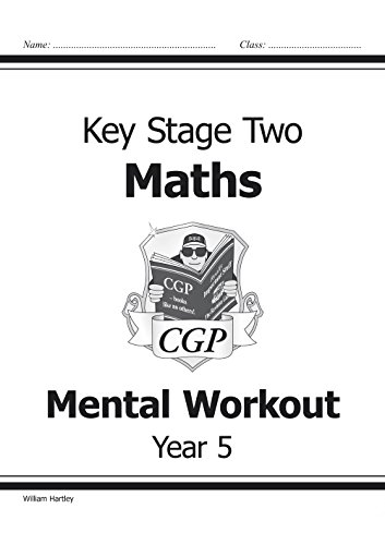 KS2 Mental Maths Workout - Year 5 (CGP KS2 Maths)