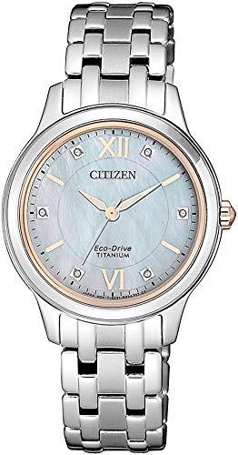 Reloj Citizen Mujer Lady 250 EM0726-89Y