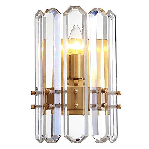 Kristallwand Lampe Post Moderne Minimalistische Schlafzimmer Nachtwandleuchte Kreative Persönlichkeit Flur Wohnzimmer Wandleuchte -