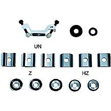 12Unterstützung Ringe für alle Leeb Härte Tester, Meter