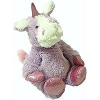 Warmies Drachen Lila Beheizbare Plüschtier Mikrowellengeiegnet Plüsch Spielzeug Bean-Bags
