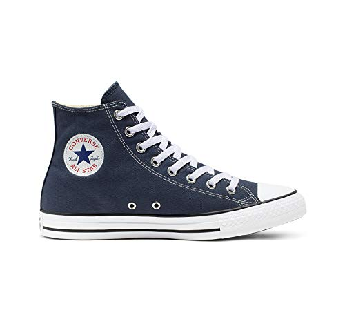 Converse Unisex-Erwachsene All Star Hi Sneaker, Blau (Blu Navy), 40 EU (Converse All Star Hi High Top)