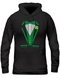 Saint Patrick's Day Costume Women's Hoodie by Shirtcity