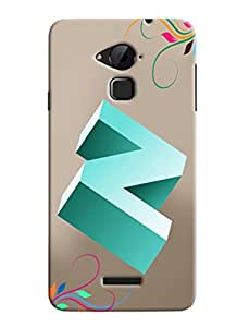 Clarks Letter Z Hard Plastic Printed Back Cover/Case For Coolpad Note 3