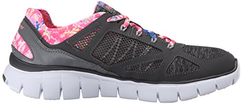 Skechers (SKEES) Flex Appeal - Obvious Choice, baskets sportives femme Azul (NVPK)