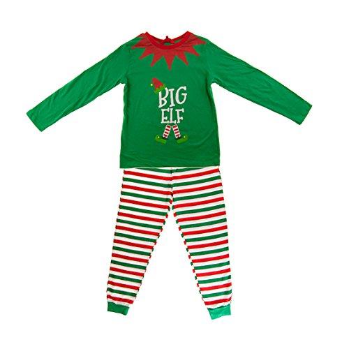Elf PJs - Big Elf 13 Years