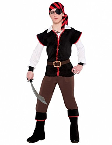 Costume Ado - Pirate - taille 14-16 ans