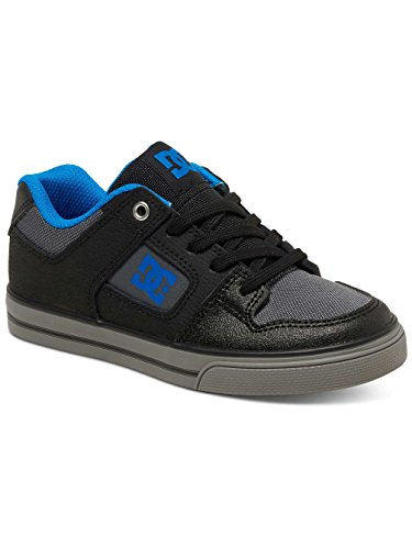 DC Shoes Pure SE - Chaussures pour Garçon ADBS300258 Noir