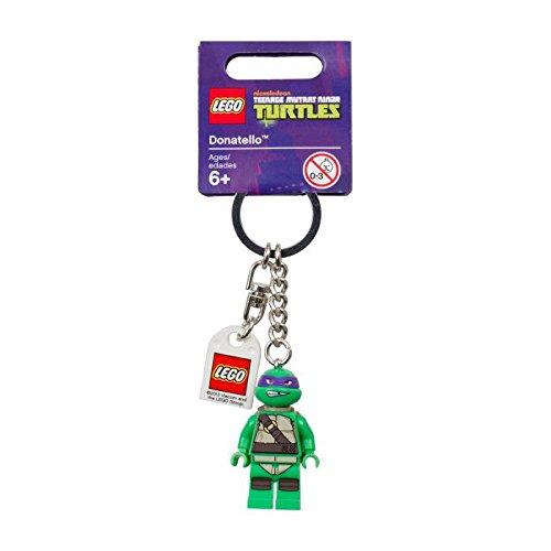 LEGO Teenage Mutant Ninja Turtles: Donatello Schlüsselanhänger