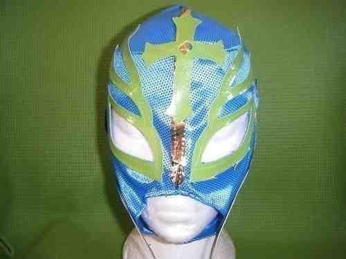 SOPHZZZZ TOY SHOP Farben Will Variieren Rey Mysterio Ringer Maske WWE Kostüm Anzug Mexikanische Kleidung Super Hero Lucha Libre Ray