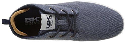British Knights - Calix, Pantofole a Stivaletto Uomo Blu ( Blue)