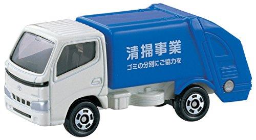 Takara Tomy Tomica #045 Toyota Dyna Refuse Truck