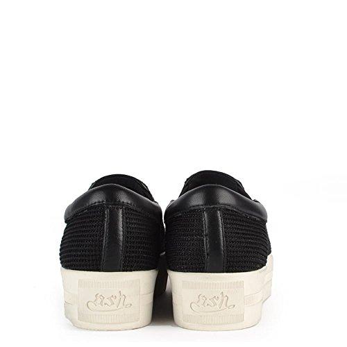Ash Scarpe Knight Sneaker Nero Donna Nero