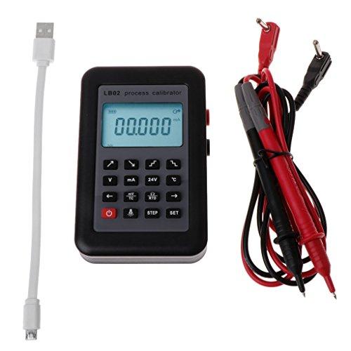 Dabixx LB02 Kalibrator Tester Widerstand Strom Voltmeter 4-20 mA Signalgenerator
