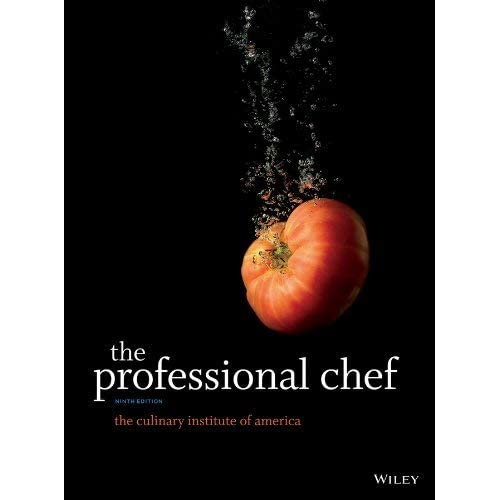 [The Professional Chef] [By: The Culinary Institute of America (CIA)] [September, 2011]