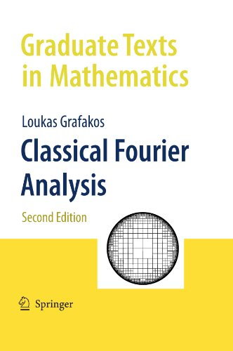 Classical Fourier Analysis (Graduate Texts in Mathematics Book 249) (English Edition)
