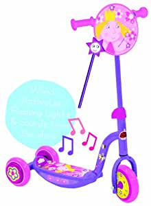 Ben & Holly Magical Light and Sound Tri-Scooter