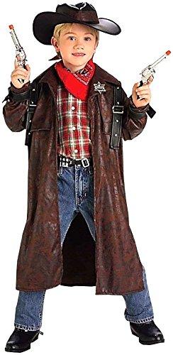 Desperado Kostüm - Forum Novelties Desperado Cowboy Child Costume, Large
