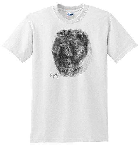 mike-sibley-chow-chow-dog-t-shirt