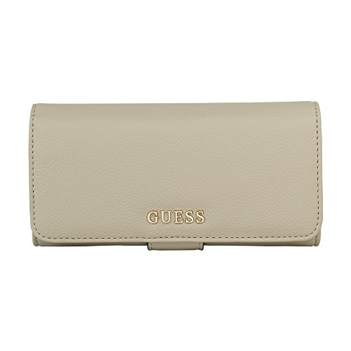 Guess Desiree file clutch grey grey