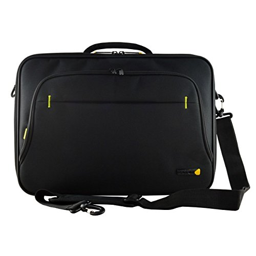 "Preisvergleich Produktbild 'Tech air tanz0108 V3 15.6 ""Messenger Case Black Notebook Case – Ersatzteil Cases (39.6 cm (15.6), Messenger Case, Black, Polyester, Dust Resistant, Scratch Resistant, Shock Resistant, Splash Proof, 420 mm)"