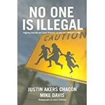 [NO ONE IS ILLEGAL] by (Author)Davis, Mike on Jan-25-07