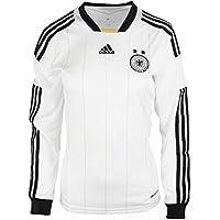 adidas Womens DFB Germany Home Shirt