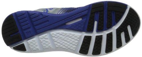 Asics Gel-Super J33 Synthétique Chaussure de Course Dazzling Blue-Black-Lightning