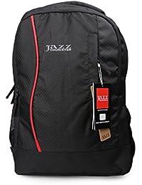 JAZZ ENTERPRISES Men's And Women's Laptop Bag Black Color