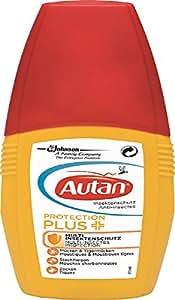 Autan Protection Plus Pumpspray, 100 ml