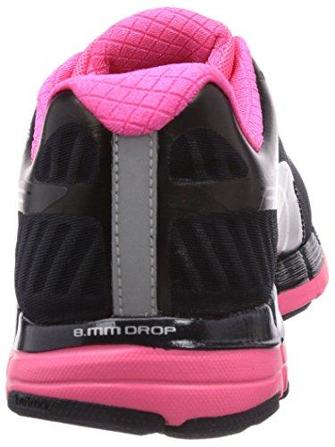 Puma Faas 600 V2, Chaussures de running femme Noir (05 Black/Fluo Pink)