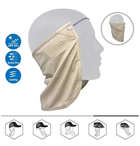 CoolNES Patente Cubre Cara Cuello | Bandana Multifuncional