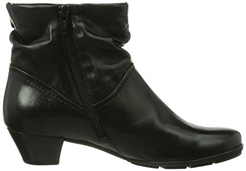 Gabor Shoes - Stivali, Donna Nero (Schwarz (Schwarz))