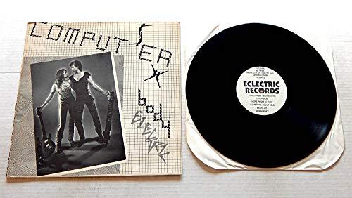 P.R. Computer [Vinyl LP]
