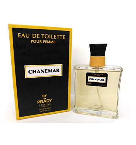 Parfum Femme Co&Co Cheniel/Chanemar - Prady - Eau de Toilette - 100 ml