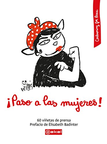 ¡Paso a las mujeres! (Cartooning for peace)