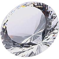 H y D 100mm K9cristal diamante pisapapeles forma decoración del hogar