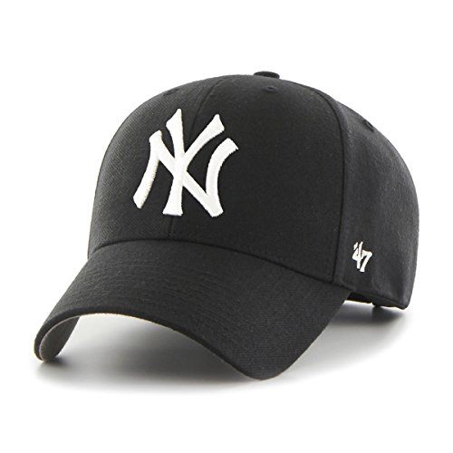 47 Brand MLB New York Yankees  47 MVP-Berretto da Baseball Unisex - Adulto b4933a45a4f1