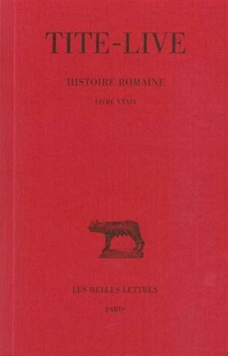 Histoire romaine T29 L39 par  Tite-Live, Anne-Marie