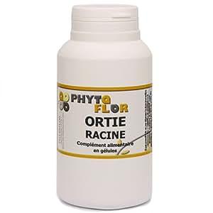ORTIE RACINE Phytaflor 280 mg en gélules - . : 1 boite de 300 gélules