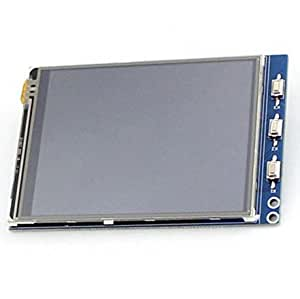 Raspberry pi Touch Schermo TFT LCD With XPT2046 Controller 320 240 Pixel Per Qualsiasi Revisione Del Raspberry-pi - 3.2 Inch 320 X 240 LCD