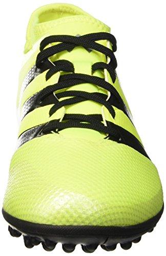 adidas Ace 16.3 Primemesh Tf, Scarpe da Calcio Uomo Giallo (Solar Yellow/Core Black/Silver Metallic)