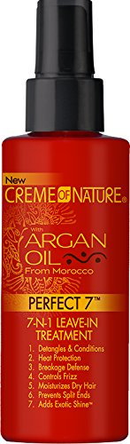 Creme Of Nature Argan Oil Perfect 7-N-1 Leave-in-Treatm. 4oz -