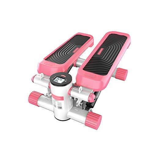 GYH Heimstepper Stepper, Rosa Männer und Frauen Fitness Hydraulische Stepper Mini Aerobic Trainer Aerobic Stepper