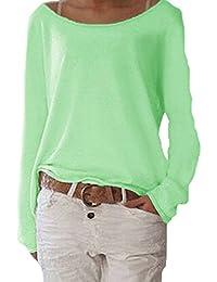 Zamtapary Ropa Camisetas Tops Mujer Blusas es Amazon Y FOSZxqwn5