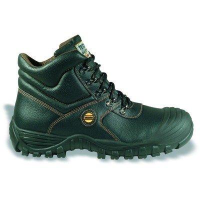 COFRA Sicherheits-Schnürstiefel Sicherheits-Stiefel NEW RENO ÜK - S3 SRC
