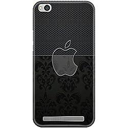 Hupshy Redmi 5A Cover / Redmi 5A Back Cover / Redmi 5A Designer Printed Back Case & Covers (1P132)