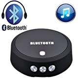 Bluetooth Audio Receiver, Patuoxun® NFC-Enabled Music Audio Receiver Adapter Car kit For iPhone 6 ,Google Nexus 4, Nexus 7, LG Optimus G, G Pro, 4X HD, Samsung Galaxy S4 SV, Galaxy S3 SIII, Galaxy Nexus*, Galaxy Note II, S3 mini, Sony Experia S, Experia P, Experia Ion, Xperia TX (ST29i), Experia V-Support Hands Free