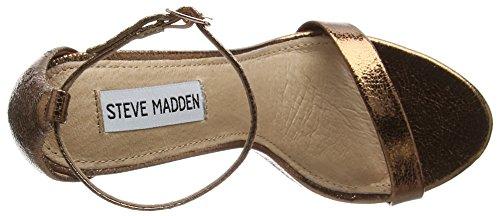 Steve Madden Stecy SM, Babies et talons femme Marron - Brown (Bronze)